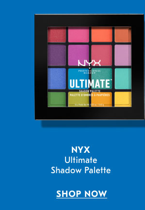 NYX Ultimate Shadow Paletter SHOP NOW