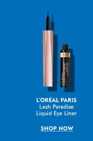 L'Oréal Paris Lash Paradise Liquid Eye Liner SHOP NOW