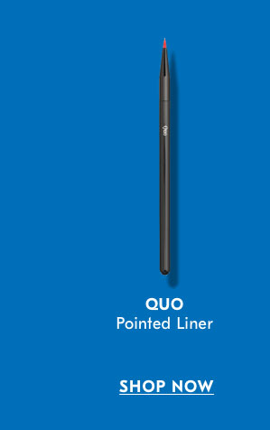 Quo Pointed Liner SHOP NOW